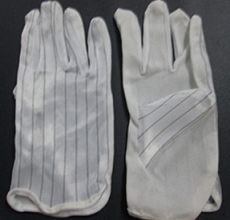 Polyester Gloves (dotted)